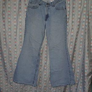 Levi's Bell bottom jeans